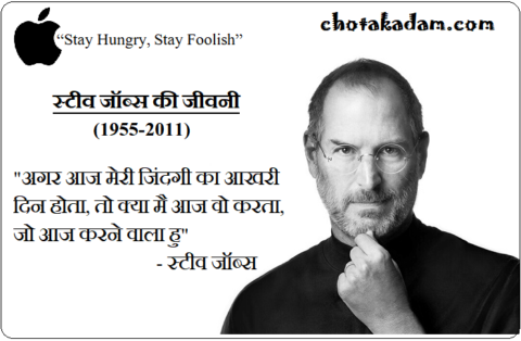 Apple founder Steve jobs Biography in Hindi